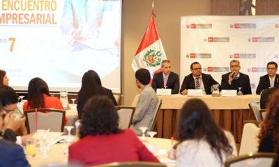 gobierno regional encuentro de empresarios
