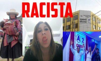 racista en demuna huaral