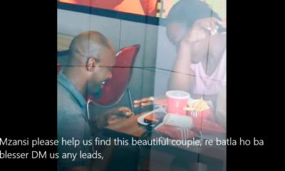 matrimonio en kfc sudafrica